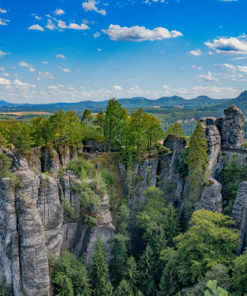 Bastei Wall Art