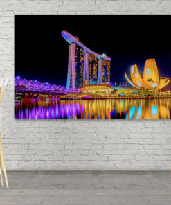Singapur Wall Art