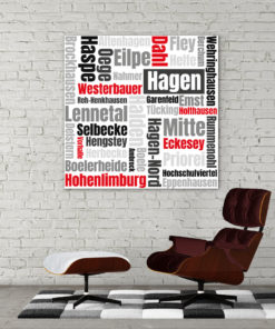 Stadt Bild Hagen Local Art
