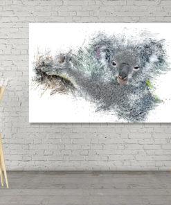 Koala Bär Gallery Print