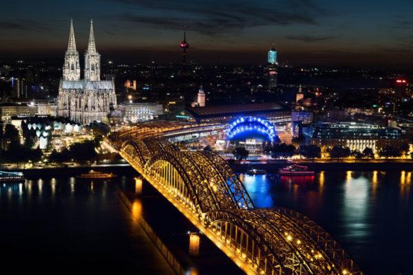 Köln Wall Art Bild