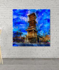 Kokerei Hansa Wall Art