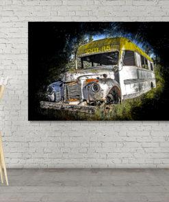 School Bus Bild