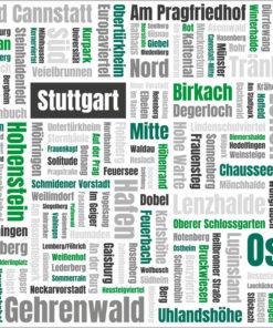 Stuttgart Typo Art
