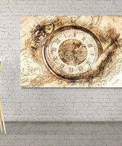 Zeit Wall Art