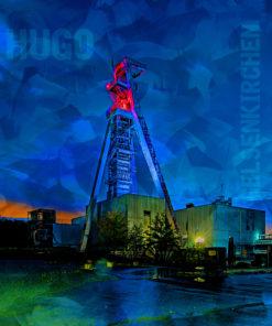 Zeche Hugo Wall Art