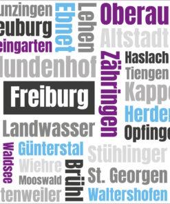 Typo Art Freiburg