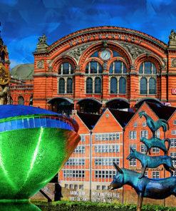 Bremen Pop Art Bild