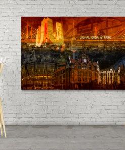 Wall art Bild Dortmund