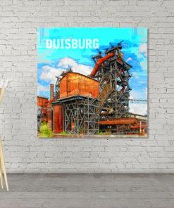Wall Art Duisburg