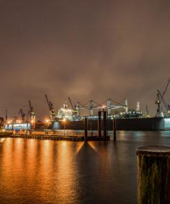 Hamburg Hafen Wall Art