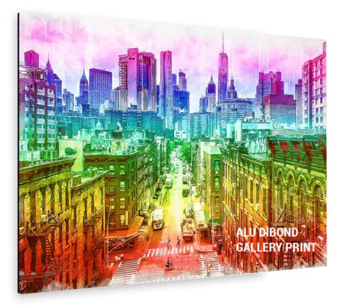 Skyline Manhattan Art