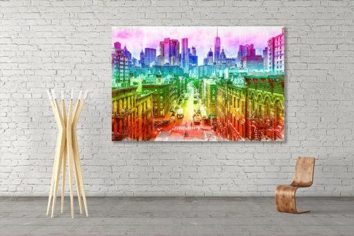Modern Art Manhattan