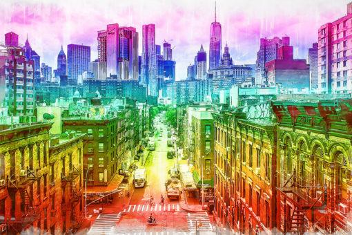 Manhattan Wall Art