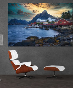 Wall Art Lofoten